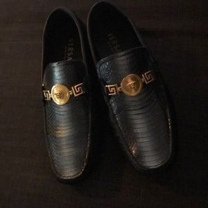 Original Versace loafers. Hardly used
